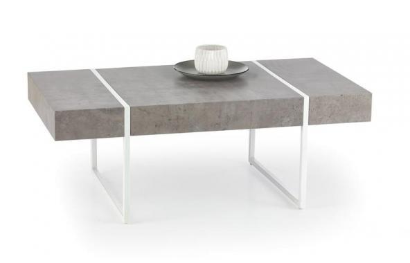 TIFFANY konferenční stolek v industriálním stylu | VÝPRODEJ