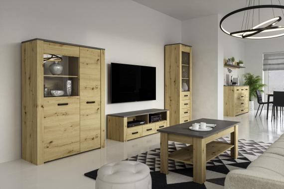 IRVINE obývací sestava