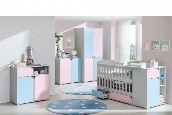 BABY nábytek do pokoje pro miminko