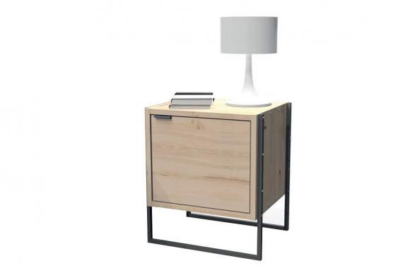 ALIMOS nočný stolík