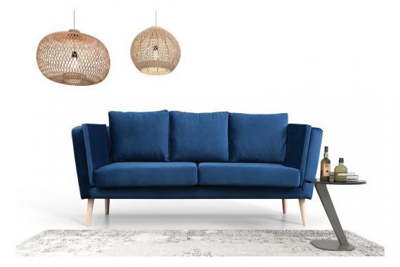 CORA moderní pohovka ve skandinávském stylu