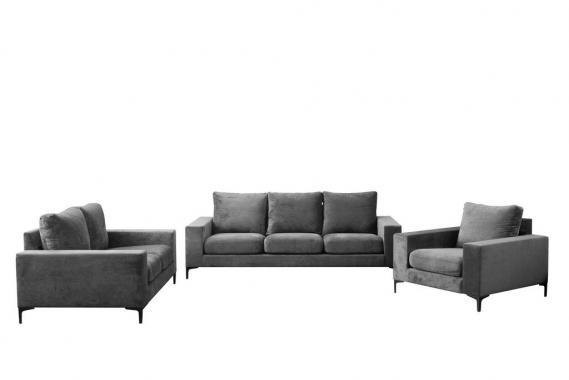 ELISEI elegantná sedacia súprava 3 + 2 + 1