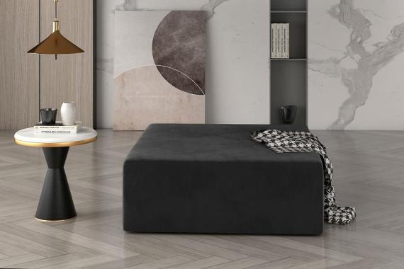 MILEK minimalistický taburet