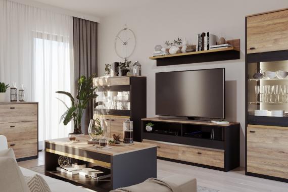 BELIZE elegantná zostava do obývacej izby