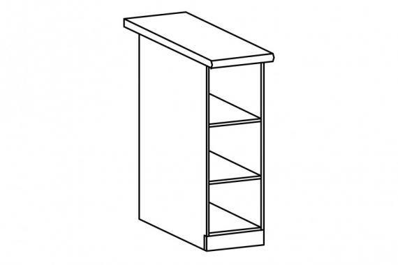 D20P kuchyňská skříňka