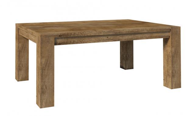 NORMEN obdélníkový konferenční stolek v provensálském stylu