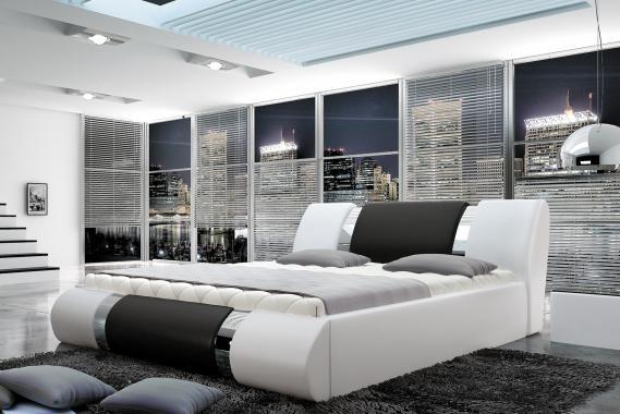 ATLANTIDA moderní manželská postel | 3 rozměry