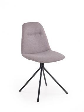 K-240 dizajnová čalúnená stolička