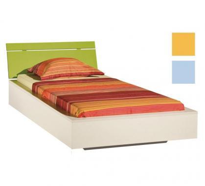 NEXT NE22 moderná detská posteľ 90x200 s úložným priestorom