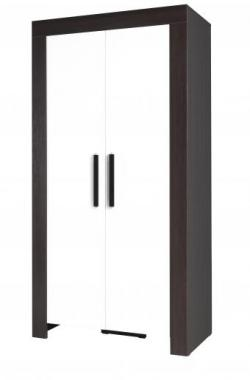 ROCCO RO2 malá šatní skříň | 2 dekory