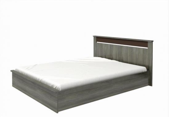 LATTE manželská postel 160x200 s úložným prostorem