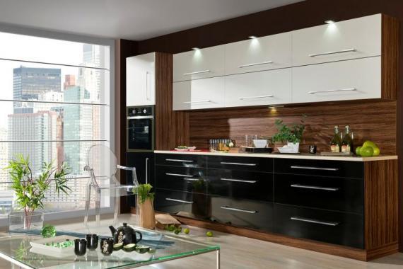 ESCANIA systémová kuchyňská linka | VÝPRODEJ