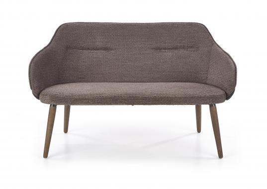 VERANO XL dizajnová pohovka, sivá
