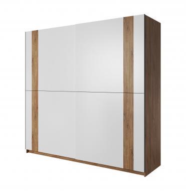 SOPHIE moderná šatníková skriňa s posuvnými dverami