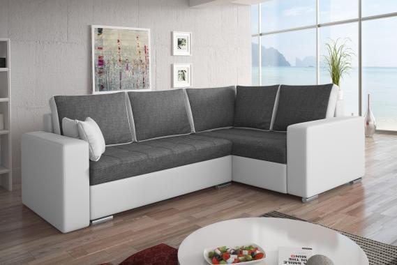 LIVIO BIS moderná rozkladacia sedacia súprava s rozkladacou funkciou