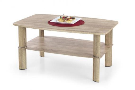 ASTRA 2 konferenční stolek v dekoru dub sonoma