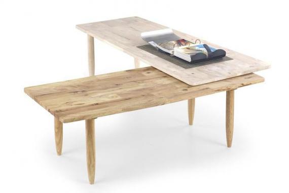 BORA BORA konferenčný stolík v škandinávskom štýle