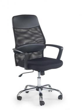 CARBON kancelárska stolička, čierna