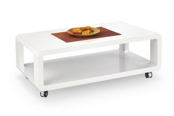 FUTURA konferenční stolek na kolečkách