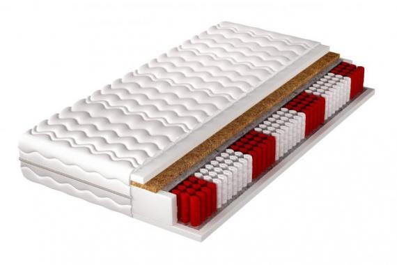 DAKOTA 7 zónová matrace s multipocket pružinami | 5 rozměrů