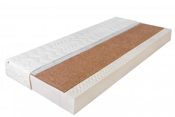 KANSAS latexový matrac - 7 zón | 5 rozmerov