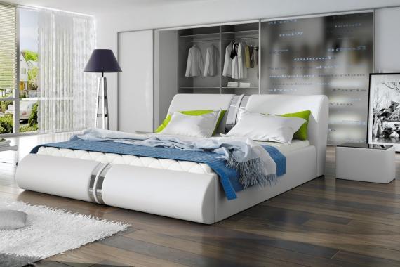 CALIMERO moderní manželská postel | 3 rozměry