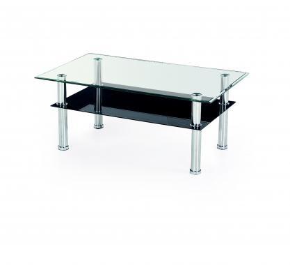 YOLANDA skleněný konferenční stolek