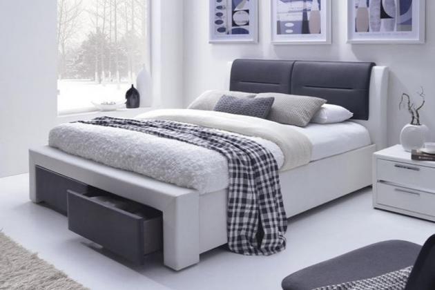 HLR, CASSANDRA-S posteľ 160x200 cm