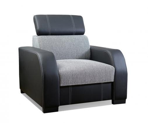 Sedačky-nábytek, ROYAL Křeslo 92x97cm, doprava zdarma