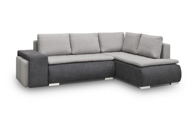 PSZ, TORINO 2 Rohová sedačka, 277x183cm - 2x taburetka v cene