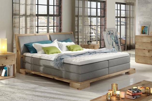 WRS, PALETTE Boxspring posteľ, 140 - 180x200 cm