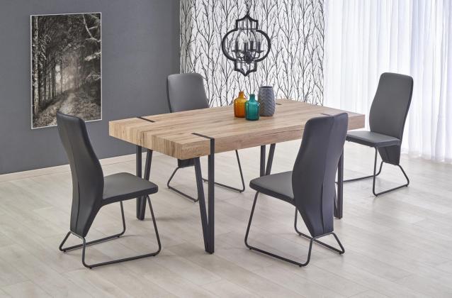 HLR, NEBRASKA Jedálenský stôl 170/90/76 cm