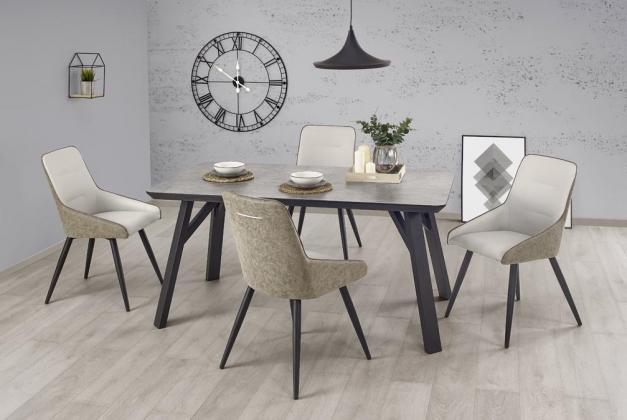 HLR, SALVADOR moderný jedálenský stôl
