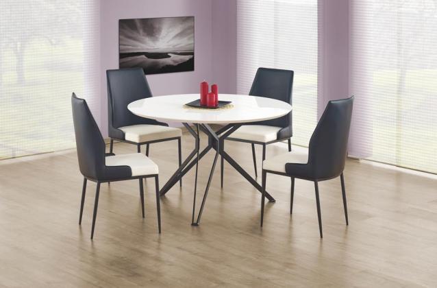 HLR, MIDLETON Jedálenský stôl 130 ÷ 170/80/76 cm