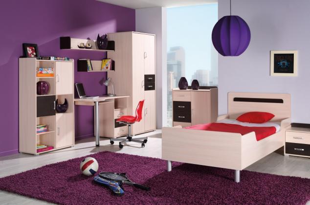 JRK, MATIS II Dětský pokoj - možnost vytvoření vlastní sestavy nábytku