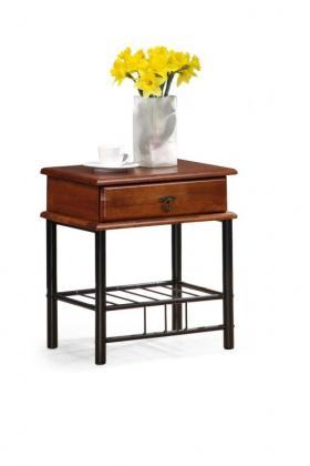 MBR, FIONA nočný stolík, dekor antická čerešňa