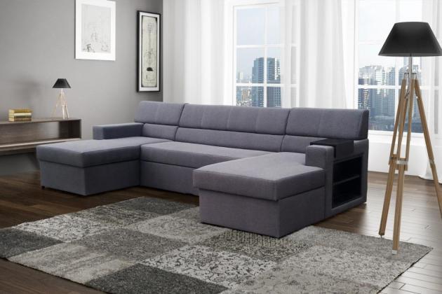 ELT, MAX sedačka ve tvaru U 310x159cm