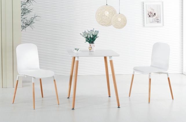 HLR, BRISTOL Jedálenský stôl 80/80/74 cm