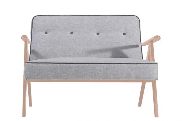 ADENIKE malá minimalistická pohovka 113x85 cm