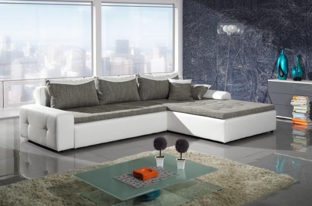 BNX, LONDON rohová sedačka, 306x210 cm