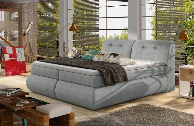 WRS, ELECTRA kontinentálna boxspring posteľ 140x200 cm