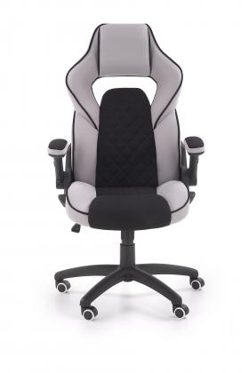 SONIC kancelárske kreslo, čierno-šedé