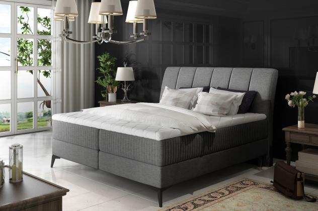 ELT, MARILYN 160x200 boxspring postel s úložným prostorem