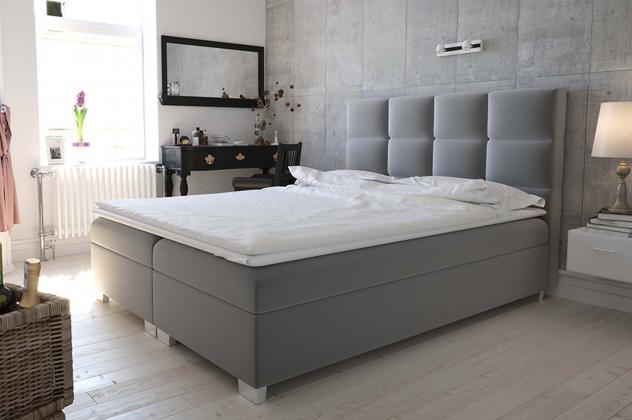 MIRANDA kontinentální boxspring postel 180x200