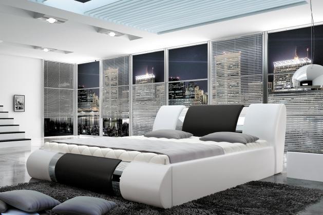 WRS, ATLANTIDA čalúnená posteľ, 160x200