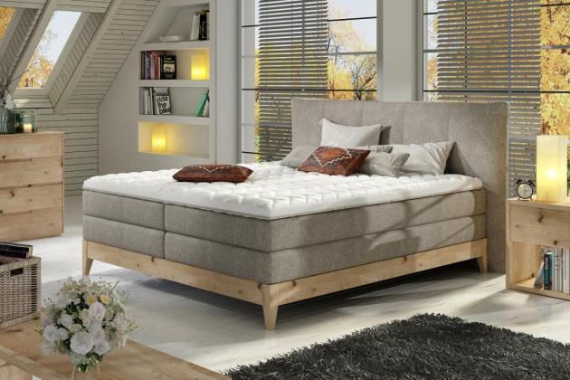AION kontinentálna posteľ boxspring 160x200