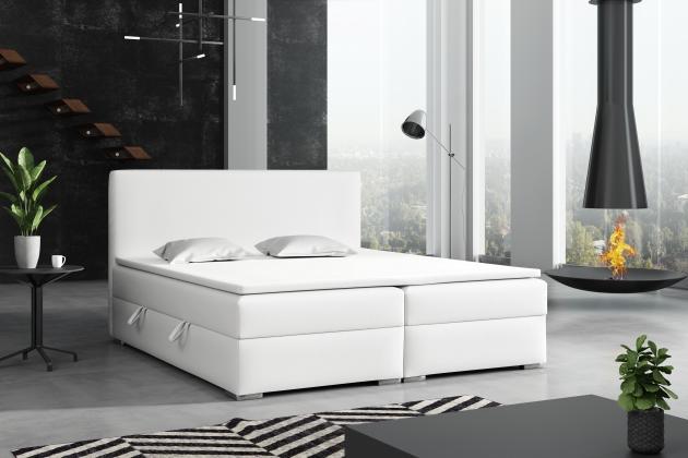 ZET, DETROIT kontinentálna posteľ boxspring 140x200