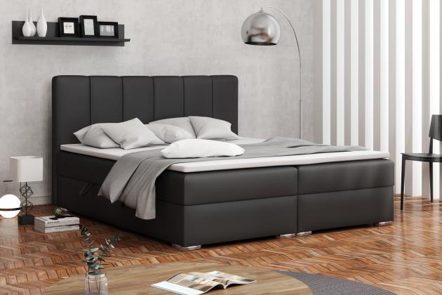 ZET, DENALI kontinentálna posteľ boxspring 140x200