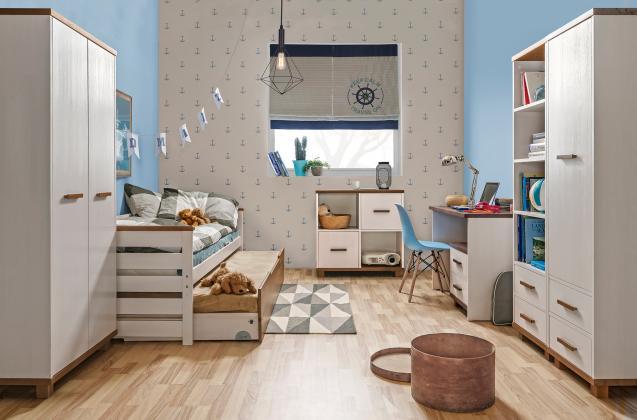 Levně DLMR, DELFINO 3, dětský pokoj, doprava zdarma