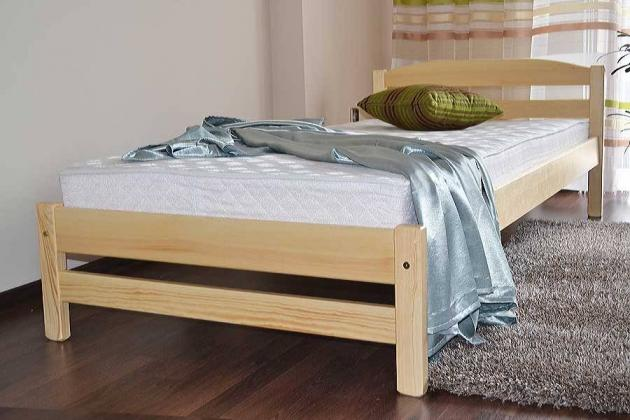 MPE, ADRIANA posteľ z masívu